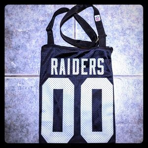 Raiders Jersey Satchel